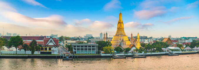 Photo sur Plexiglas Bangkok Wat Arun Temple in Bangkok