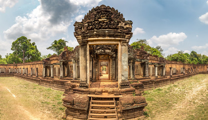 Banteay Samre temple in Angkor Wat