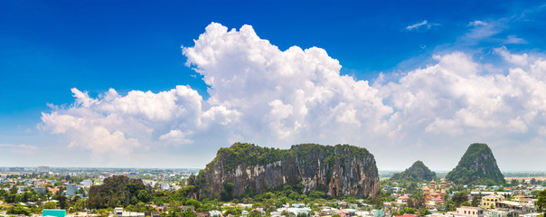 Marble Mountains in Danang, Vietnam