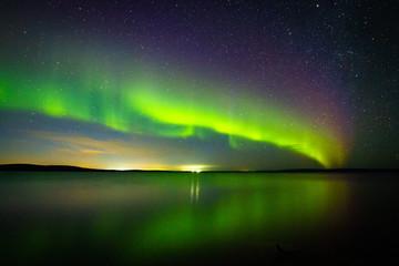 Polar lights, Aurora Borealis, Northern Lights