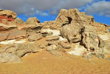 Wall Mural - Sahara desert, Egypt