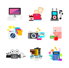 Electronic devices items