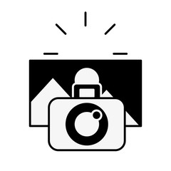 photographic camera taking photo graphic