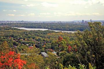 View of Hamilton from the Escarpment
