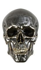 Metal Skull 3d