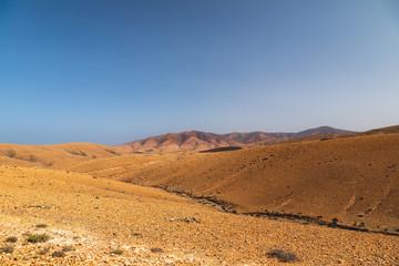 Landcape Fuerteventura