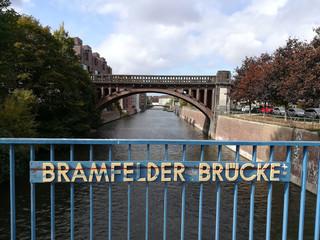 Bramfelder Brücke