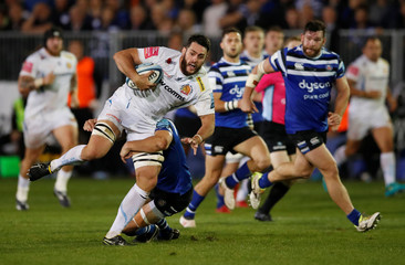 Premiership - Bath Rugby v Exeter Chiefs