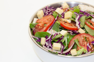 Fresh Healthy Fitness Salads