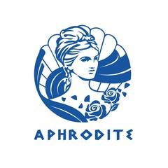 greek goddess aphrodite illustration
