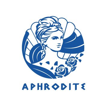 greek goddess aphrodite illustration
