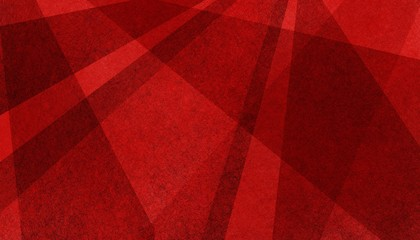 abstract red background with textured black stripes triangles and lines in modern wallpaper design