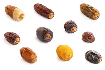 Different types of Dates, Single without name