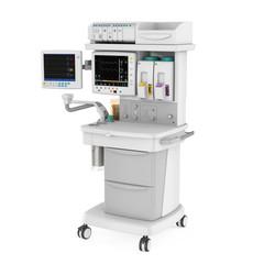 Anesthesia Machine Isolated
