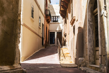 An old alleyway in Siggiewi, Malta