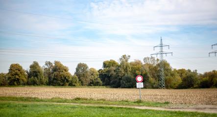 Fotoväggar - Landwirtschaft frei