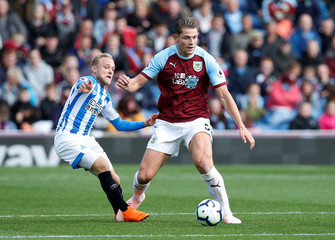 Premier League - Burnley v Huddersfield Town