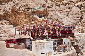 Rest Stop At Petra