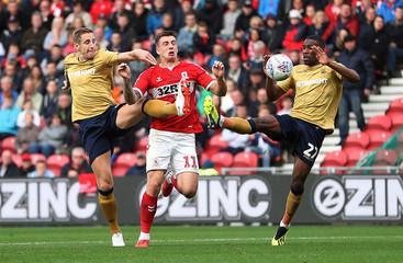 Championship - Middlesbrough v Nottingham Forest