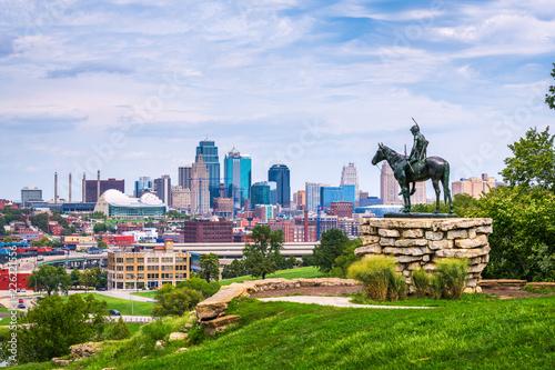 Fototapete Kansas City, Missouri, USA