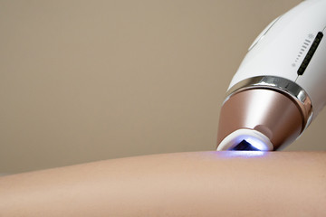 laser epilation for hair removal
