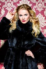 perfect fur coat
