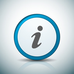 Info button illustration