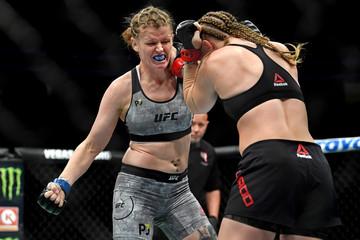 MMA: UFC 229-Ladd vs Evinger