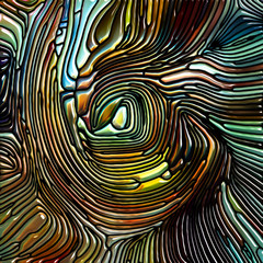 Magic of Iridescent Glass