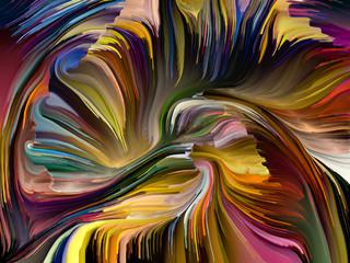 Elegance of Fused Colors