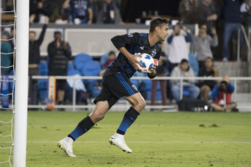 MLS: New York Red Bulls at San Jose Earthquakes