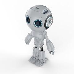 cute mini robot