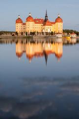 Schloss Moritzburg bei Dresden, Deutschland