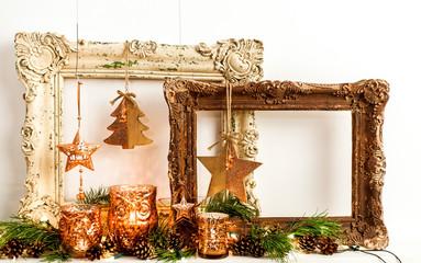 Christmas decoration for the advent season