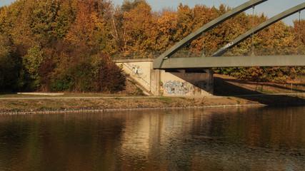 Bridge near Wolfsburg