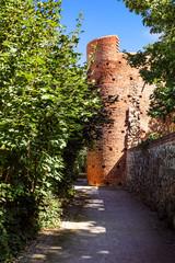 Pulverturm an der Stadtmauer Prenzlau