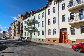 Wohnhaus der Kindheit von Armin Müller-Stahl in Prenzlau