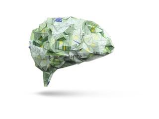 Business education, conceptual illustration
