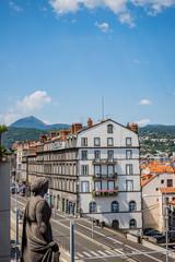 Dans les rues de Clermont-Ferrand