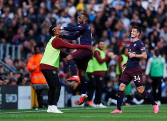 Premier League - Fulham v Arsenal