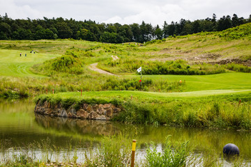 Golfclub Georgenthal in Hessen