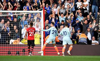 Premier League - Southampton v Chelsea