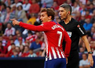 La Liga Santander - Atletico Madrid v Real Betis
