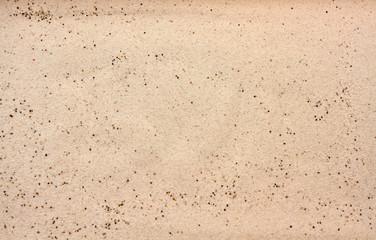 Sand texture at the beach
