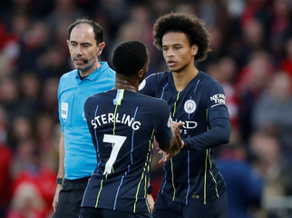 Premier League - Liverpool v Manchester City