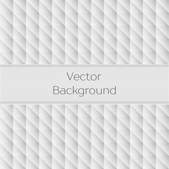 Vector white abstract background