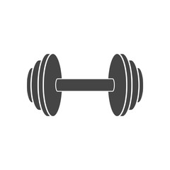 Dumbbell Icon, dumbbell for training