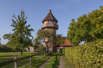 Marinebeobachungsturm in Dahme