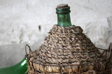 fiasco vecchio di vino