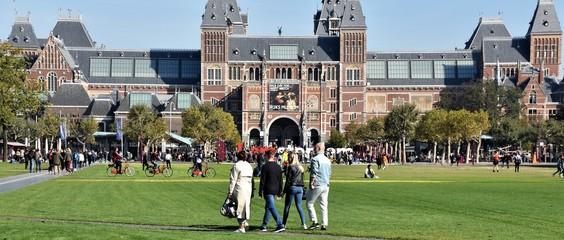 Amsterdam...tourisme